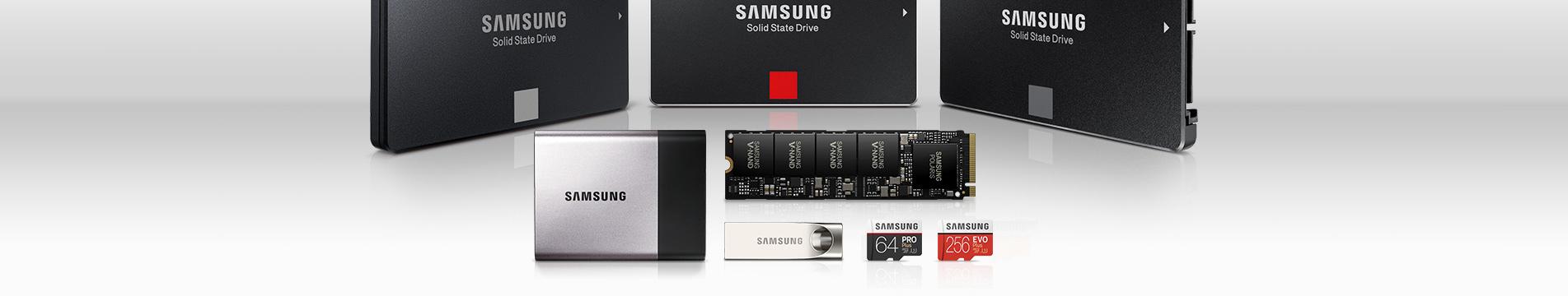 Samsung Memory Product Claim
